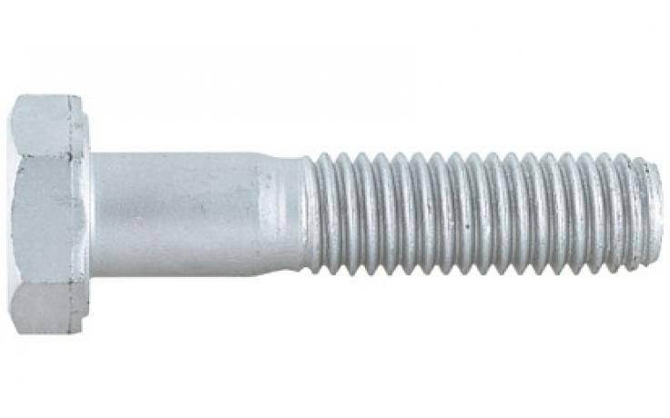 DIN 931 • oceľ 12.9 • mikrolamelový zinkový povlak