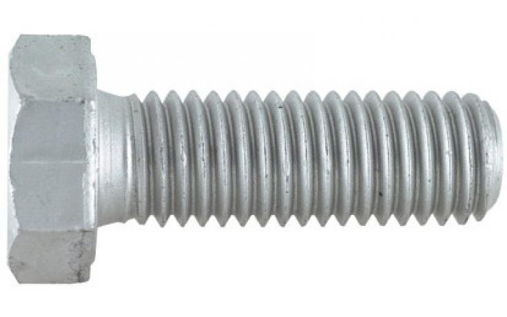 ISO 4017 • 10.9 • mikrolamelový zinkový povlak + Topcoat