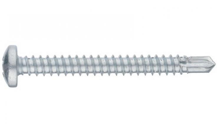 DIN 7504-N, pozinkovaná oceľ