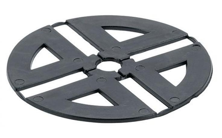 Regulačné podložky pre terasové nohy