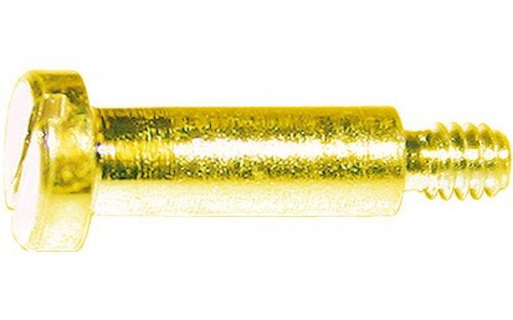 DIN 923, oceľ, pevn.tr. 5.8, žltý zinok