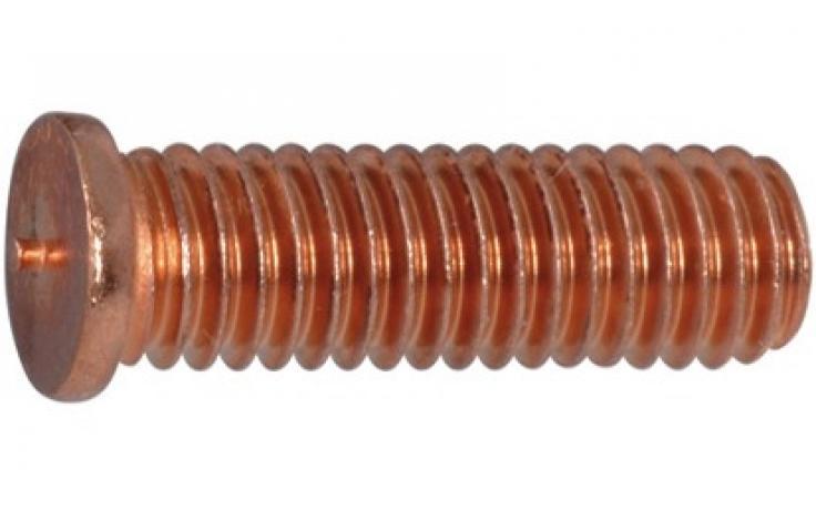 Navarovacie čapy ISO 13918 PT 4.8 C1E