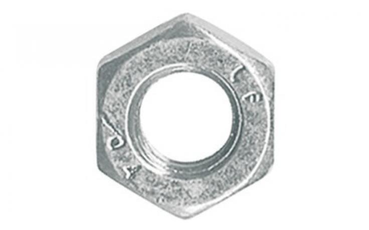 Forma B, oceľ, pevn.tr. 4, ľavý závit, pozinkované