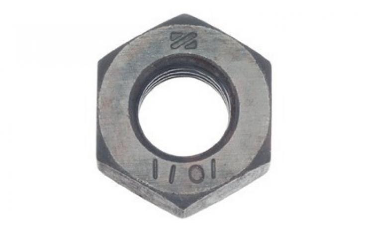 DIN 934 • /10/ • bez povrchovej úpravy