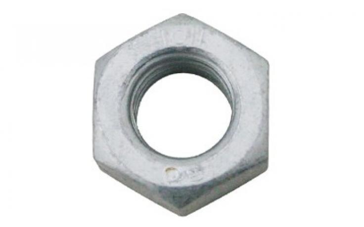 DIN 934 • /8/ • ľavotočivý závit • mikrolamelový zinkový povlak + Topcoat