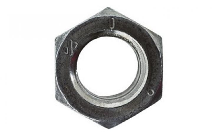 Podobné DIN 934, UNC, oceľ, veľ. 5, čiernenie