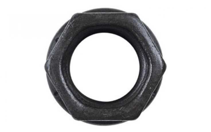Forma A, guľový manžetu, oceľ, pevn.tr. 10, čiernenie