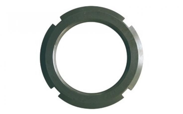 Kruhové matice, oceľ, BPÚ