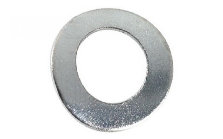 DIN 137, forma B, ušľachtilá oceľ INOX A2