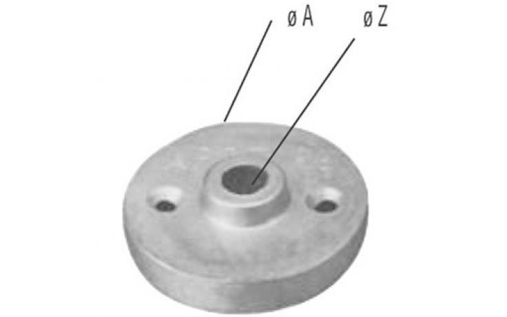 Klinové kruhové vložky B1