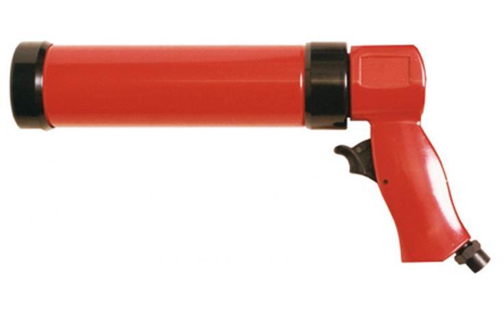 Vytlačovacia pištoľ pneumatická