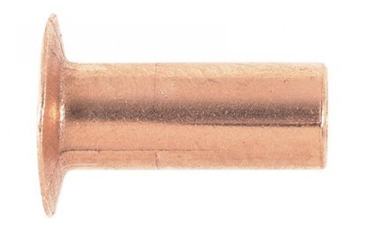 DIN 7338 C, nity rúrkové, medené