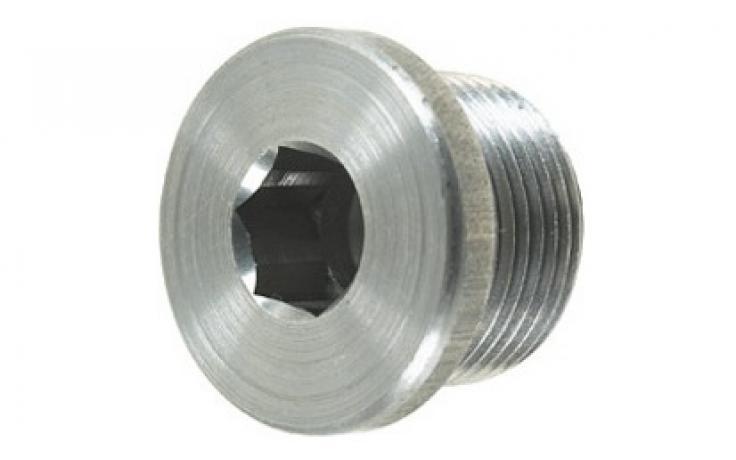 Metrický závit, ušľachtilá oceľ INOX A4