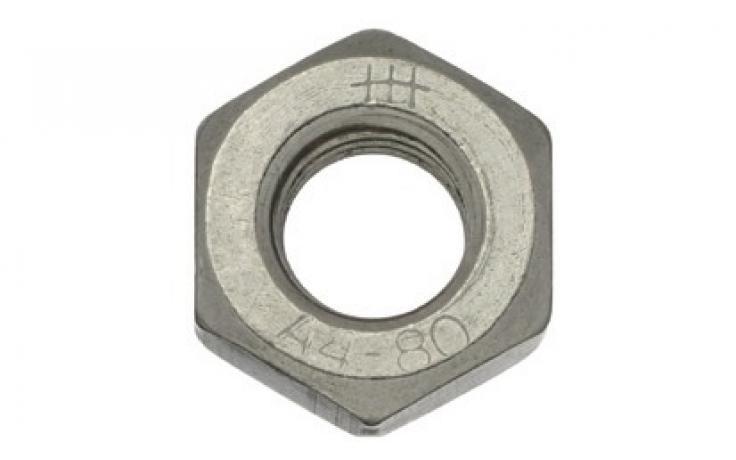 DIN 934 • ušľachtilá oceľ A4-80 • klzná povrchová úprava