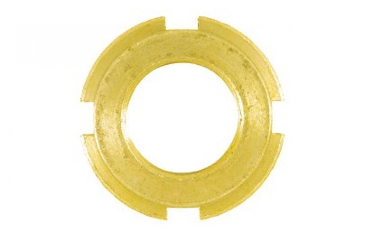 Forma W, oceľ, pevn.tr. 5, žltý zinok