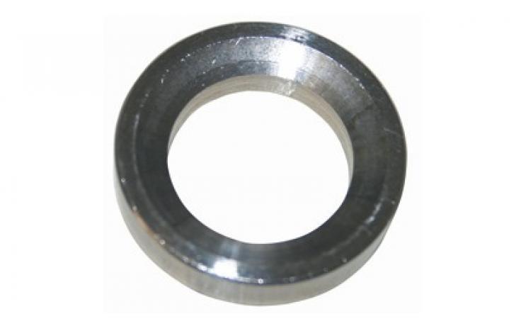Kužeľové panvice, forma D, ušľachtilá oceľ INOX A2