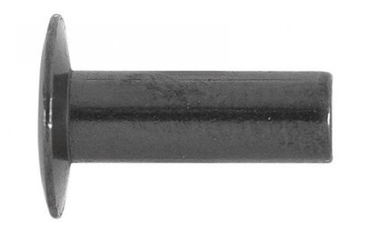 DIN 662, šošovicová hlava, oceľ, BPÚ