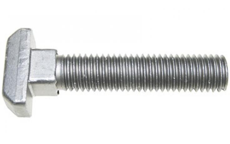 DIN 186, forma B, ušľachtilá oceľ INOX A4