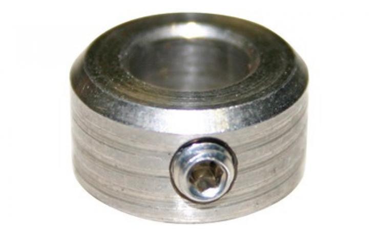 DIN 705, nastavovacie krúžky, forma A, nehrdzavejúca ušľachtilá oceľ A 1