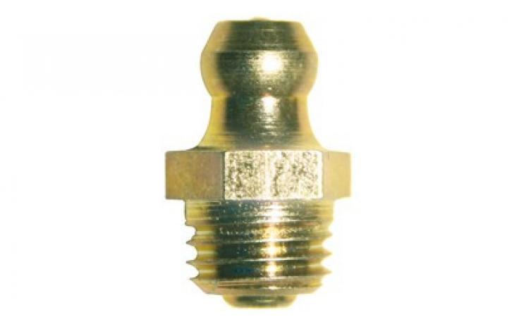 Forma A, rovné, oceľ, žltý zinok