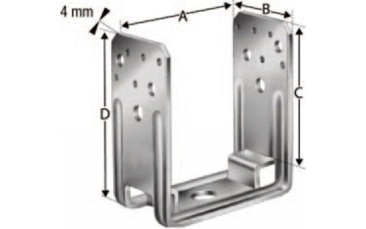 Stĺpikové držiaky PU