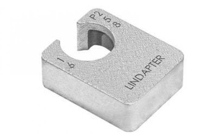 Vyrovnávacie kusy (pre LR/D2) • typ P2 • dlhé • temperovaná liatina • pozinkované