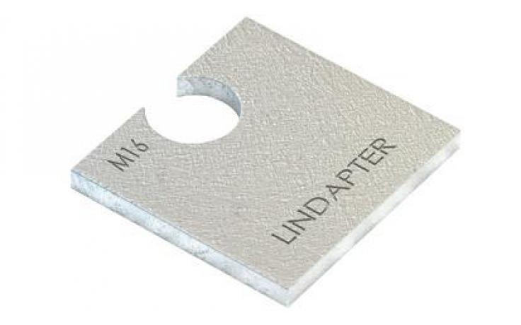 Vyrovnávacie kusy pre LS • typ LSP2 • ušľachtilá oceľ oceľová liatina 1.4404
