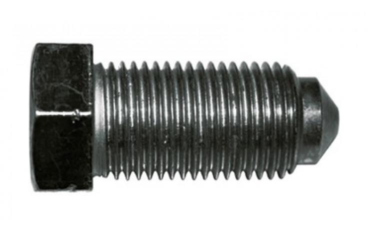 Sechskantschraube DIN 564 - 22H - blank - M8 X 30