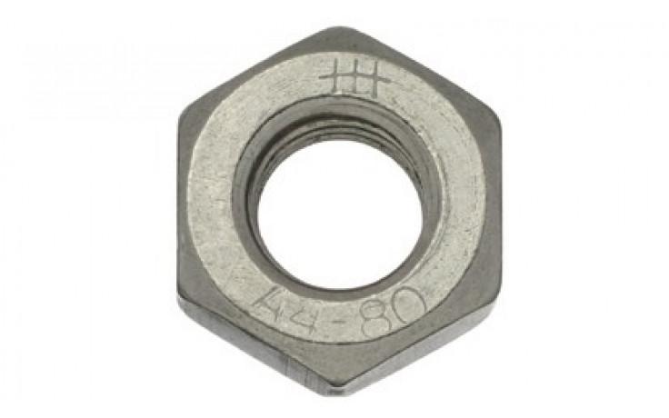 Sechskantmutter M 6 DIN 934 gleitbeschichtet A4-80