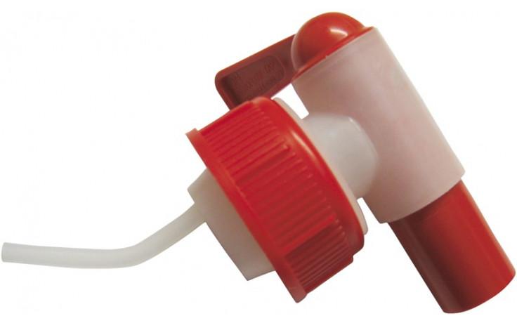 Ablasshahn für Euro-Kanister 20 - 30 Liter aus Kunststoff
