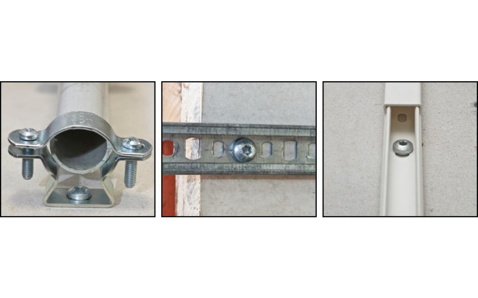 RECA Direktmontageschraube TX 20 A2K 6,3 x 30 mm