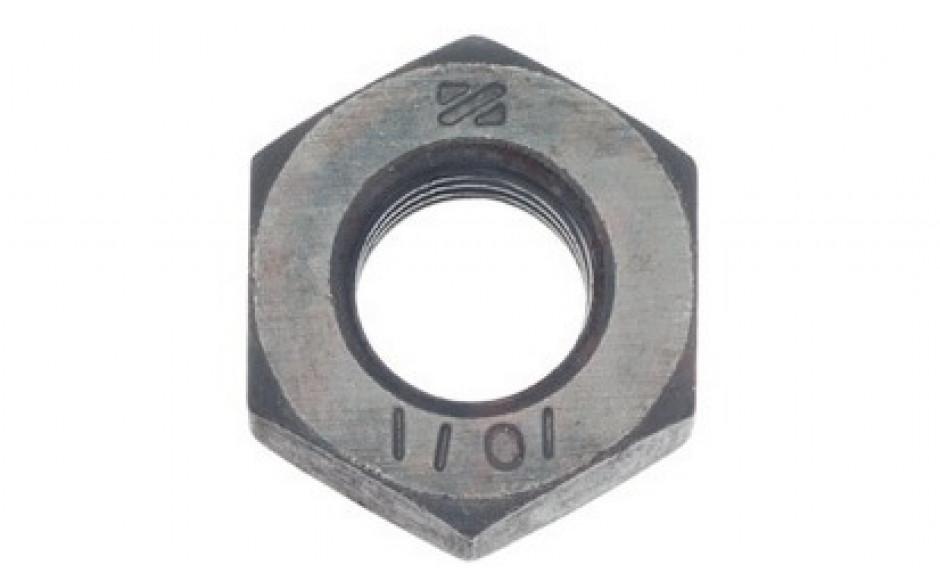 Sechskantmuttern M5 DIN 934 FKL 10 Stahl blank