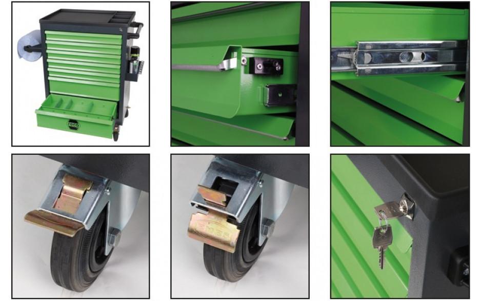 RECA Werkstattwagen Toolmobile