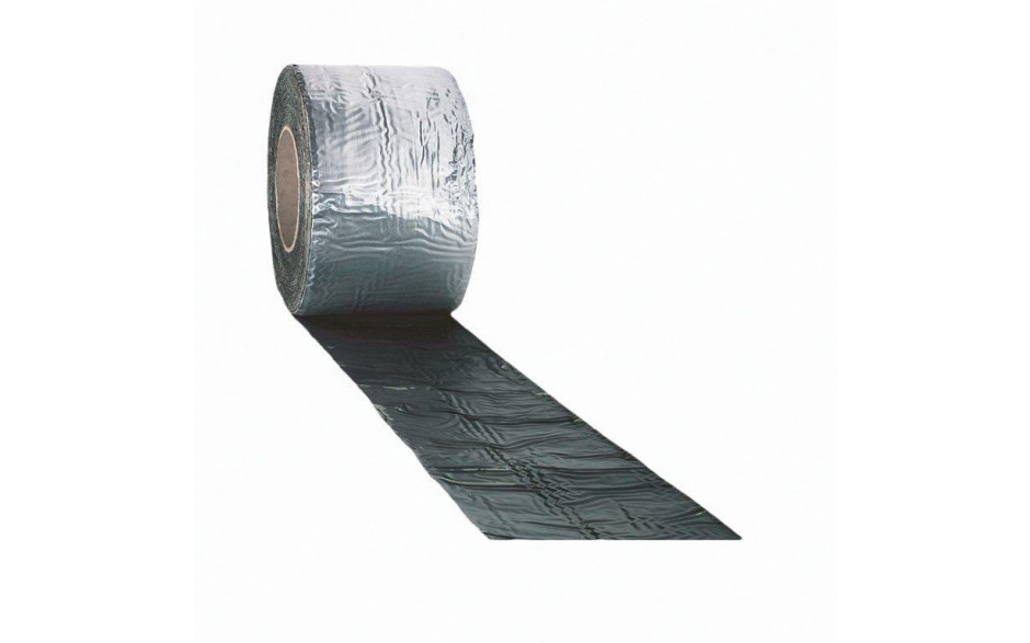 Reparaturband Bituplast Alu 100 x 1,5 mm x 10 m
