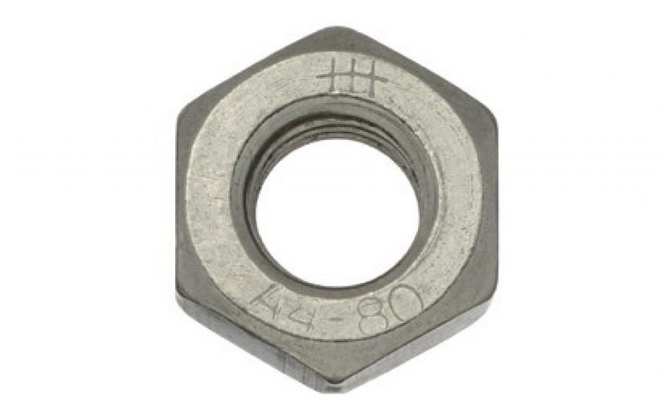 Sechskantmutter DIN 934 - A4-80 - M20 - gleitbeschichtet