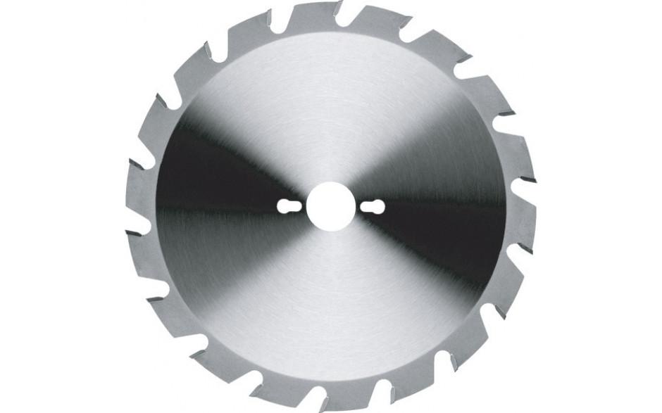 HM-Kreissägeblatt Nagelfest Durchmesser 450 mm 32 Zähne Bohrung 30 für Bauholz