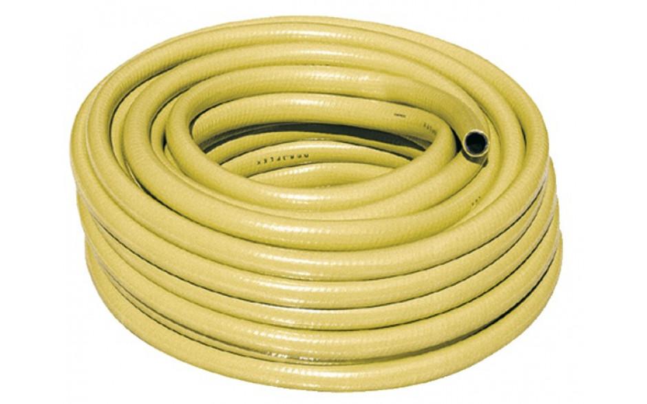 Wasserschlauch 3/4 Zoll 25 Meter PVC gelb