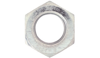 Sechskantmuttern M10 DIN 934 FKL 5-2 Stahl verzinkt, Tüv geprüft