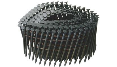 Coil-Nägel Blank 2,9x70 mm PAK = 6.000 Stück
