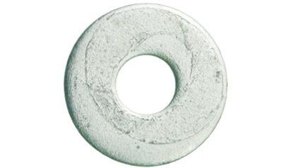 Scheibe DIN 7349A - Stahl - Zinklamelle silber - M8=8,4mm