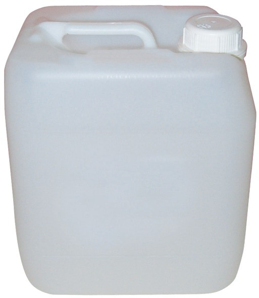 Euro-Kanister 5 Liter aus Kunststoff, UN-Y geprüft, B/H/L 160x200x195 mm