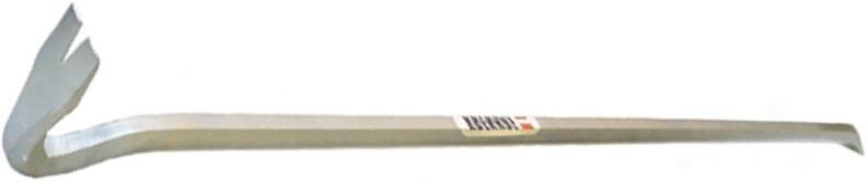 KRENHOF Schalungseisen verzinkt mit gebogener Nagelklaue 600 x 22 mm Sechskant