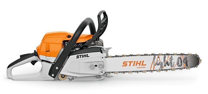 STIHL Benzin-Kettensäge MS 261, 50,2 cm³, 2,8 kW, Schnittlänge 400 mm, 5,2 kg