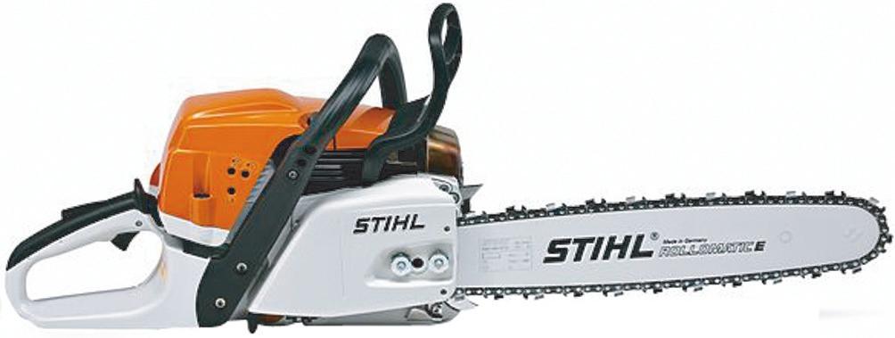 STIHL Benzin-Kettensäge MS 231, 40,6 cm³, 2,0 kW, Schnittlänge 350 mm, 4,9 kg