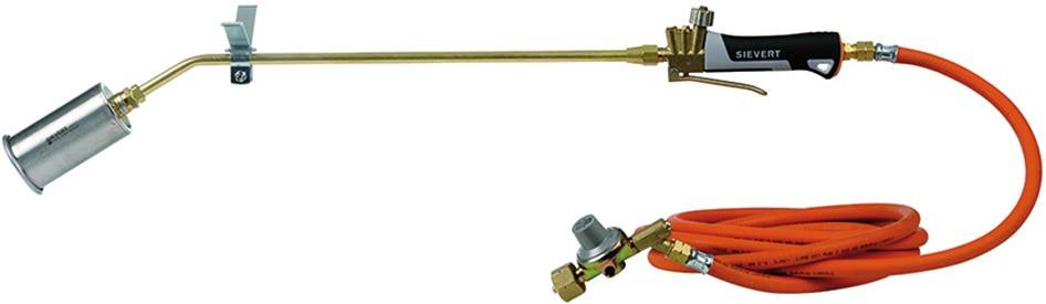 Hochleistungsbrenner Propan Sievert SET mit 5m Propanschlauch