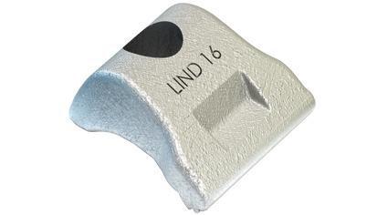 Lindapter® Klemme Typ LS - Edelstahlguss - LS20