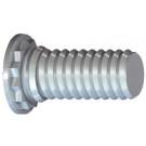Einpressgewindebolzen Stahl verzinkt M 2,5 x 10 mm