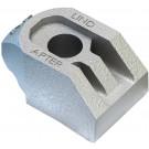 Lindapter® Klemme Typ AF - kurz - Sphäroguss - feuerverzinkt - AF12S