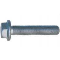 Skrutky so šesťhrannou hlavou a prírubou, MB10105, 10.9, DBL9440.40, M20x1,5x90