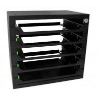 RECA VTS sortimentné veže typ A, 360x390x260 mm, 5x zásuvka